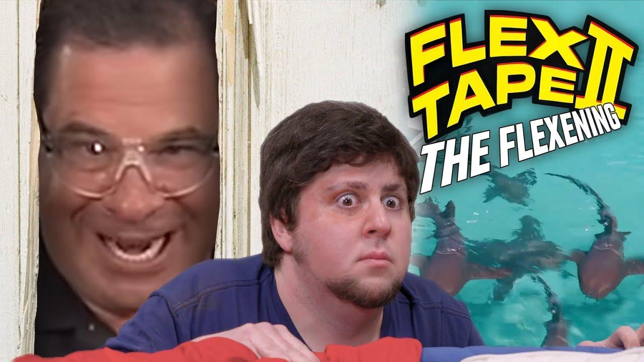 Flex Tape II: The Flexening - JonTron