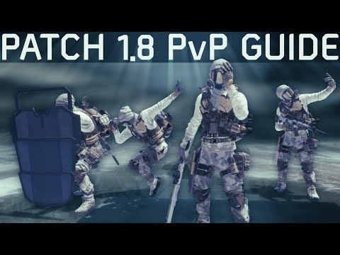 The Division | A Guide to PvP/Metagame & Group DZ | Patch 1.8
