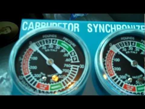 Carburetor synchronizer | FunnyCat TV