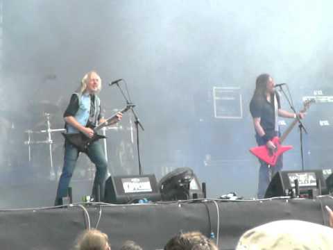 Sodom - I Am The War Live @ Wacken Open Air 2011