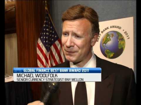 MICHAEL WOOLFOLK: Senior Currency Strategist BNY MELLON