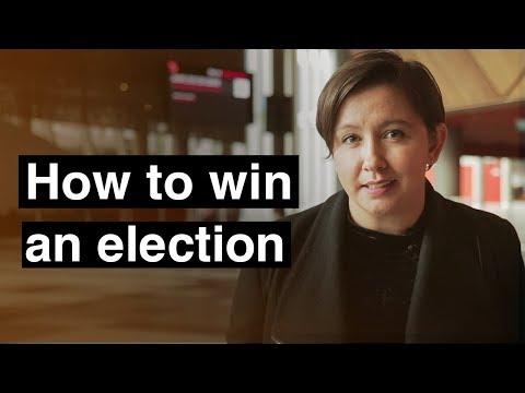 The secret formula to winning an election