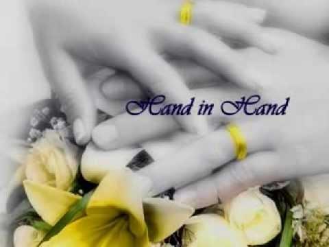 Goldene Hochzeit Gold Wedding Hand In Hand Hochzeitslied
