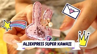 Haul de compras cosas Kawaii Aliexpress scrapbooking