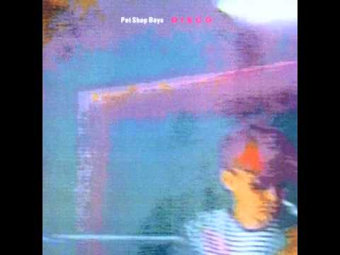 Pet Shop Boys - Paninaro (DISCO Album)