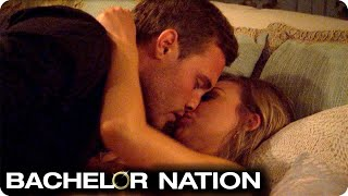 Hannah & Peter Spend The Night In A Windmill! | The Bachelorette US
