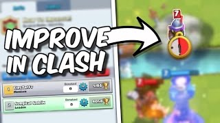 How To Improve In Clash Royale w/ ElecTr1fy!