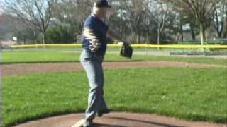 Baseball Pitcher pitching rules