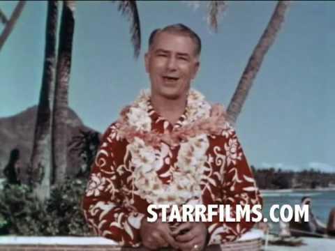 HAWAII CALLS Tv  1965 On the Beach at Waikiki