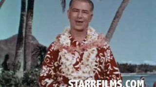 HAWAII CALLS Tv Show 1965 On the Beach at Waikiki
