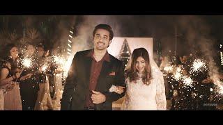 Nikhil & Shanice Christian Wedding Movie trailer