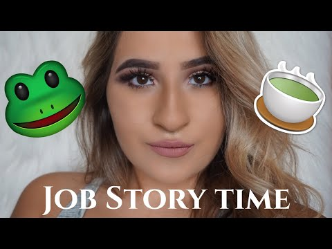 BAD EXPERIENCE WORKING AS AN ESTHETICIAN STORY TIME