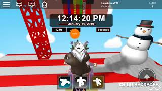 ROBLOX-playing obby from Nat Panda 🐼🐼