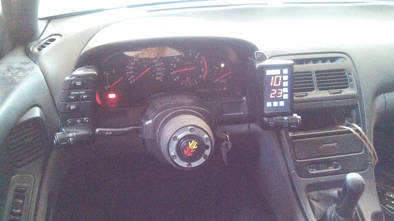 1990 nissan 300zx climate control