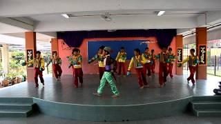 Persembahan Boria SK Pataling 1