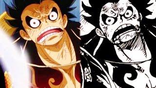One Piece - Anime vs Manga