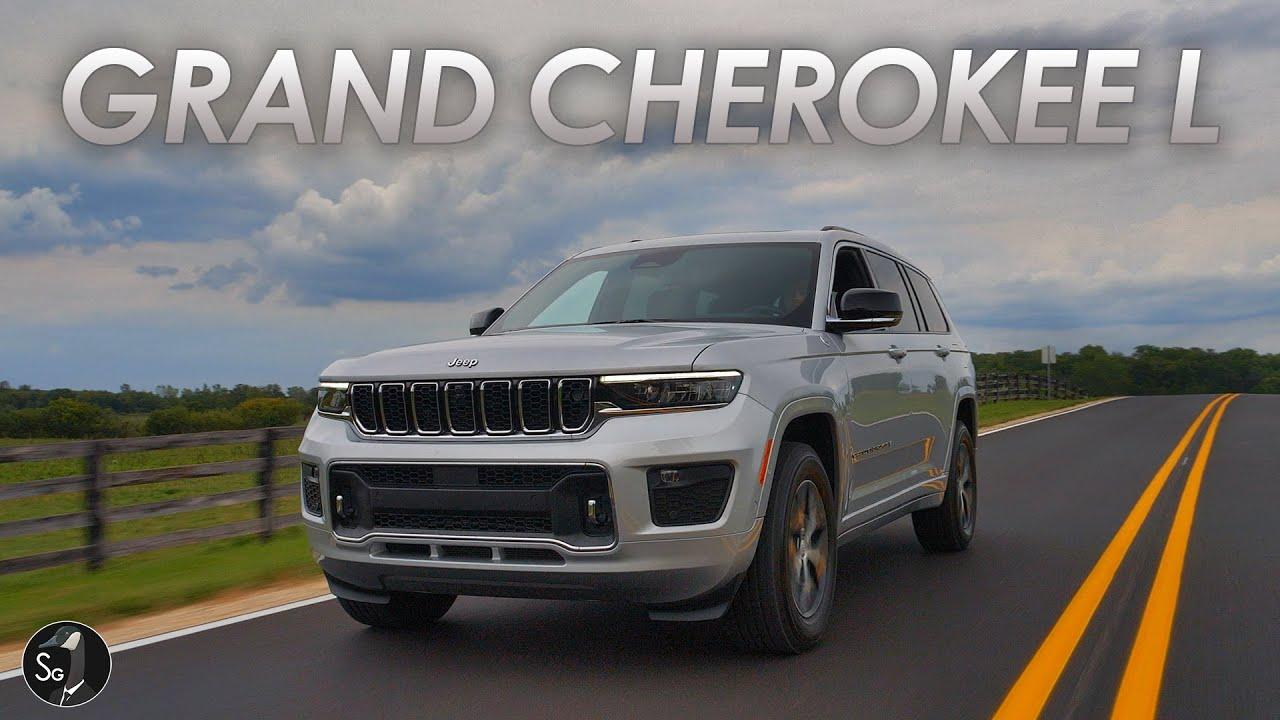 2021 Jeep Grand Cherokee L | Change is Good