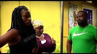 Efiewura TV Series Yaa Baby vs K OO fORI  EP 905