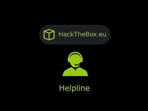 HackTheBox - Helpline thumbnail