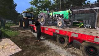 Farming Simulator 15 S13E6 Multiplayer - Upośledzona ręka | Sprzedajemy traktor