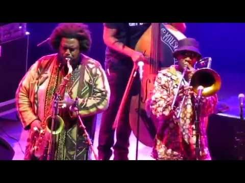 KAMASI WASHINGTON # 1 Clair de lune JAZZ A...
