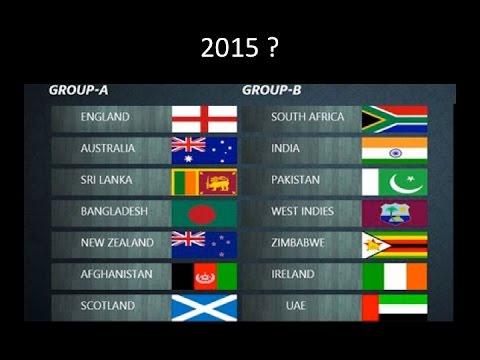 ICC CRICKET WORLD CUP WINNER - Predict & Win