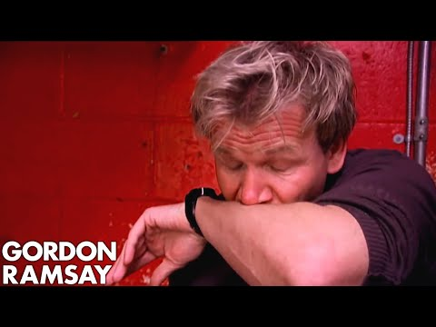 The Most DISGUSTING Fridges On Kitchen Nightmares