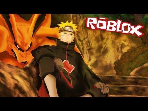 Roblox: SHINOBI LIFE - INVOQUEI A KYUUBI !!! ‹ Ine ›