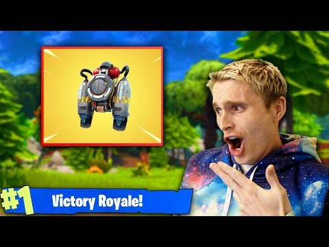 10 KILL JETPACK WIN - SHOWING YOU HOW IT WORKS | Neace Fortnite