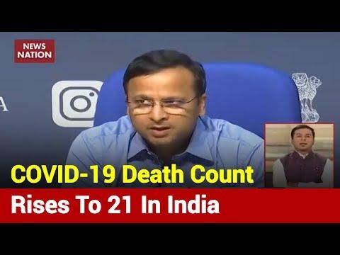 Coronavirus Outbreak: Death Toll In India Reaches 21 | News Nation