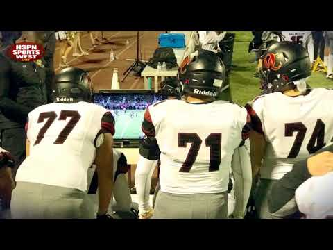 INTERVIEWS, HIGHLIGHTS - CIF CHAMPIONSHIP WEEKEND; OAKS CHRISTIAN & ORANGE HIGH PANTHERS