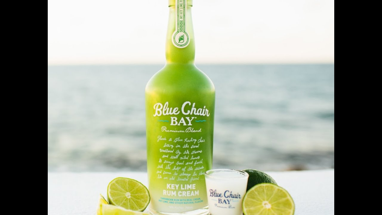 Blue Chair Bay Key Lime Rum Cream Review Youtube