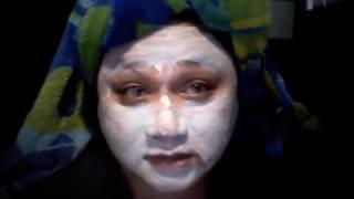 vuclip Cum facial mask