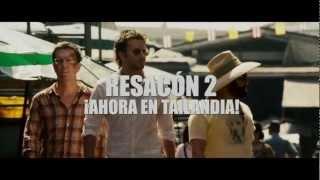 Resacón 2: ¡Ahora En Tailandia!. Teaser Tráiler En Español HD 1080P