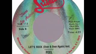 Feel - Let's Rock (Over & Over Again) (Instrumental)