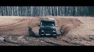 Гелик G63AMG Brabus танки грязи не боятся