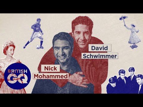 How British is David Schwimmer? | British GQ