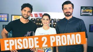 Hamza Ali Abbasi, Ahad Raza Mir, Hania Aamir | Promo | One Take | Season 2