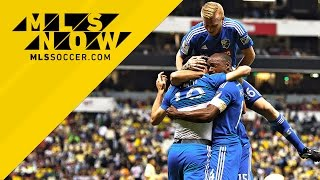 Montreal Impact leave Azteca with hard-fought draw in CCL final first leg | MLS Now on Location