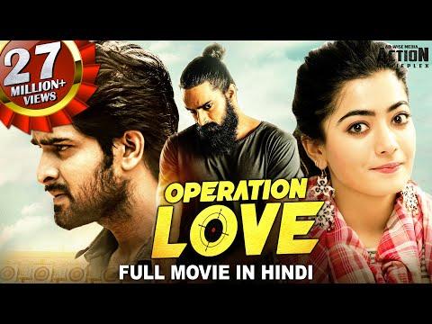 Naga Shaurya's OPERATION LOVE Movie Hindi Dubbed | South Indian Movies | Rashmika Mandanna Movie