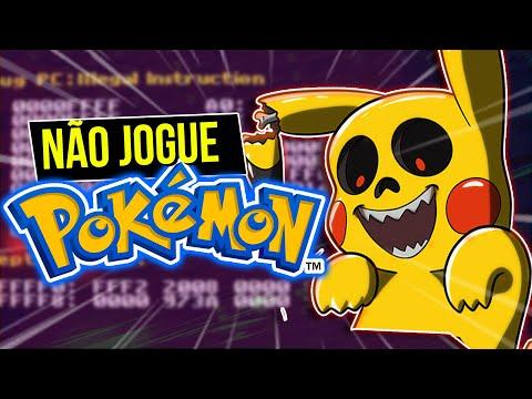 TERROR que ACABOU COM RED 😈| HISTORIA Pokemon TV EXE