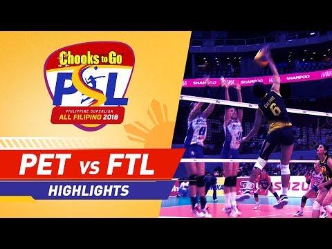 Highlights: Finals G2: Petron vs. F2 Logisctics | PSL All-Filipino Conference 2018