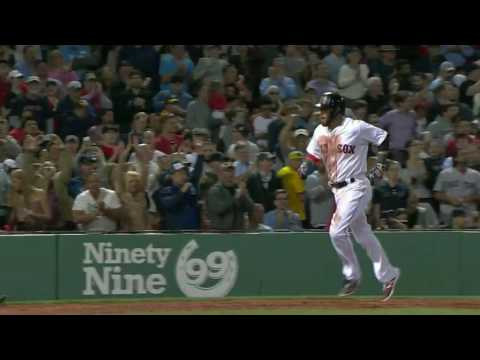 Dustin Pedroia 2016 Highlights
