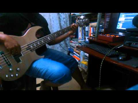 2pac Lil Homies bass cover