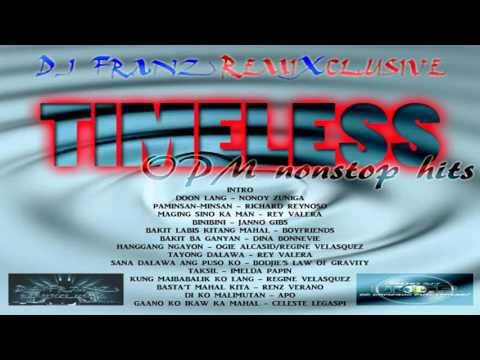 OPM TIMELESS HITS (REMIX) FREE DOWNLOAD