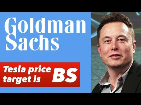 Goldman's Tesla 'Sell' Rating Is BS Mp3