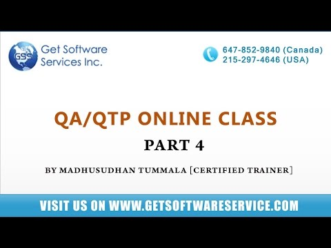 Software Testing Training   QA Training   Software Testing Course - Day 4
