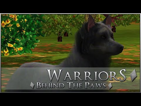 A Big Bad Wolf Arrives!! • Warrior Cats: Behind-the-Paws