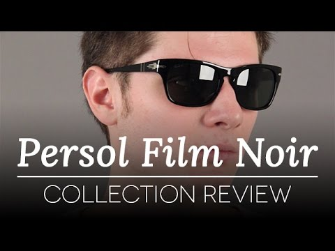 Persol Sunglasses Review - Persol Film Noir Edition - Gangster and Detective | SmartBuyGlasses