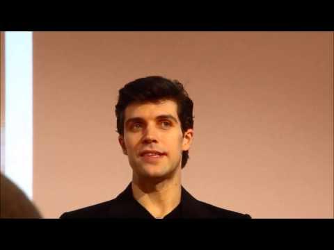 Roberto Bolle - Faccia a Faccia presso la Sala Buzzati Milano - 1 dicembre 2016